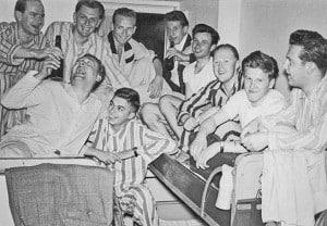 1958 Exkursion (JH Wiesentsteig)