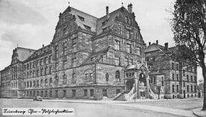 Bild 01 Gebäude Ohm-Polytechnikum